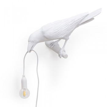 Seletti - Bird lamp Looking wit